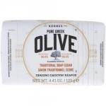 Фото Korres Pure Greek Olive Traditional Soap Cedar - Мыло с экстрактом кедра, 125 г