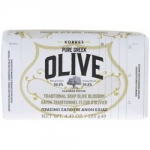 Фото Korres Pure Greek Olive Traditional Soap Olive Blossom - Мыло цветы оливы, 125 г