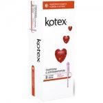 Фото Kotex Ultrasorb Super - Тампоны с аппликатором, 8 шт