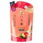 Kracie Ichikami - Бальзам-ополаскиватель интенсивно увлажняющий для поврежденных волос с маслом абрикоса, 360 мл