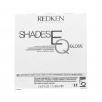 Фото Redken Shades eq Gloss - Краска-блеск без аммиака для тонирования и ухода за волосами, Violet, 3*60 мл