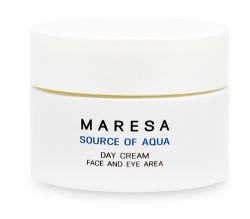 Фото Maresa Source Of Aqua Day Cream - Увлажняющий дневной крем с гиалуроновой кислотой, 50 мл