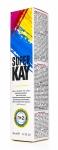 Фото Kaypro - Крем краска Super Kay с содержанием ультраплекса, 7.6 красный блондин, 180 мл