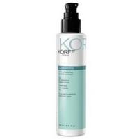 Korff Cleansing Gel Detergente Purificante - Очищающий оздоравливающий гель с экстрактом ганодермы лусидиум,  200 мл
