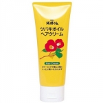 Фото Kurobara Tsubaki Oil - Крем увлажняющий для восстановления поврежденных волос, с чистым маслом камелии, 150 г