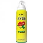 Kurobara Tsubaki Oil - Пенка для восстановления поврежденных волос, с чистым маслом камелии, 140 г