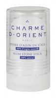 Charme D'Orient Pierre D Alun En Stick - Дезодорант-квасцовый камень стик, 60 г