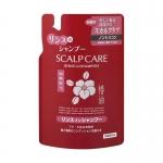 Фото Kumano cosmetics Shampoo - Шампунь для сухих волос Белая Камелия, сменный блок, 350 мл