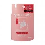 Фото Kumano cosmetics Shampoo - Шампунь для сухих волос Белая Камелия премиум, сменный блок, 400 мл