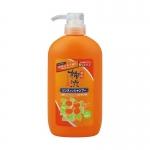 Фото Kumano cosmetics Body Soap - Жидкое мыло для тела антибактериальное хурма и гиалуроновая кислота, 600 мл