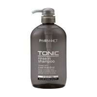 Купить Kumano cosmetics Tonic Rinse in Shampoo - Тонизирующий шампунь 2 в 1 для мужчин, 600 мл