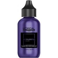 L'Oreal Professionnel Colorful Hair Flash -  Краска для волос Ультрафиолет, 60 мл