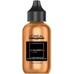 Фото L'Oreal Professionnel Colorful Hair Flash -  Краска для волос Золотая молодежь, 60 мл
