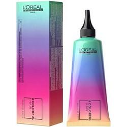 Фото L'Oreal Professionnel Colorful Hair - Полуперманентный краситель Мерцающая фуксия, 90 мл