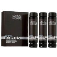 Купить L'Oreal Professionnel Homme Cover - Тонирующий гель 5 №3, 3*50 мл