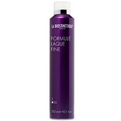 Фото La Biosthetique Formule Laque Fine - Аэрозольный лак для тонких волос, 300 мл.