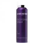 La Biosthetique Glossing Spray - Спрей-блеск для придания мягкого сияния шелка, 150 мл