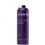 Фото La Biosthetique Glossing Spray - Спрей-блеск для придания мягкого сияния шелка, 150 мл