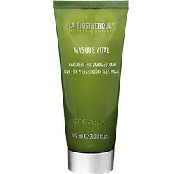 La Biosthetique Masque Vital - Крем-маска Masque Vital для поврежденных волос, 150 мл.