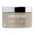 Фото La Biosthetique Matt Clay - Структурирующая и моделирующая паста, 75 мл.
