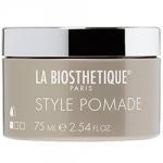 Фото La Biosthetique Style Pomade - Помада-блеск для укладки и выделения прядей, 75 мл.