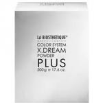 La Biosthetique X.Dream Powder Plus - Пудра для волос осветляющая, 500 г