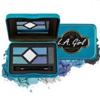 Купить L.A. Girl Inspiring Eyeshadow Palette Fabulous&Fearless - Палетка теней