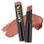 Фото L.A. Girl Matte Flat Velvet Lipstick Snuggle - Матовая помада