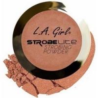 L.A. Girl Strobe Lite Strobing Powder - Пудра для стробинга компактная, тон 30 ватт