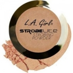 Фото L.A. Girl Strobe Lite Strobing Powder - Пудра для стробинга компактная, тон 50 ватт