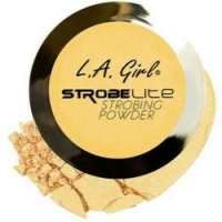 L.A. Girl Strobe Lite Strobing Powder - Пудра для стробинга компактная, тон 60 ватт