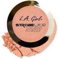 L.A. Girl Strobe Lite Strobing Powder - Пудра для стробинга компактная, тон 70 ватт