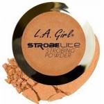 Фото L.A. Girl Strobe Lite Strobing Powder - Пудра для стробинга компактная, тон 80 ватт