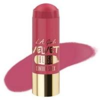 L.A. Girl Velvet Contour Stick blush Plush - Румяна-стик