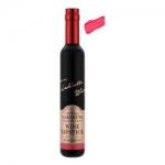 Фото Labiotte Chateau Melting Wine Lip Stick CR02 Riesling Coral - Помада с тающей текстурой, ярко-красная, 3.7 гр