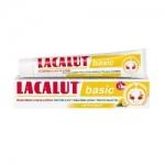 Фото Lacalut Basic - Зубная паста цитрусовая,  75 мл
