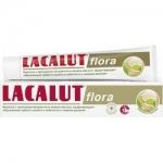 Фото Lacalut Flora - Зубная паста для надежной защиты от неприятного запаха изо рта, 75 мл