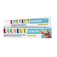 Lacalut Junior Tropicana 8+ - Зубная паста для детей от 8 лет, 75 мл фото
