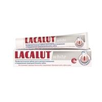 Lacalut Lacalut White - Зубная паста, 75 мл фото