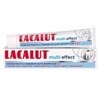 Lacalut Multi-Effect - Зубная паста 75 мл.