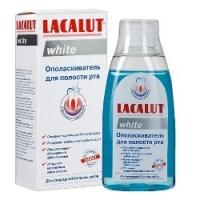 Купить Lacalut White - Ополаскиватель для полости рта, 300 мл