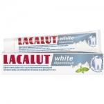 Фото Lacalut White Alpenminze - Зубная паста, 75 мл