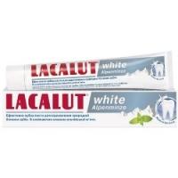Lacalut White Alpenminze - Зубная паста 75 мл.