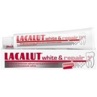 Купить Lacalut White&Repair - Зубная паста, 75 мл