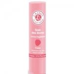 Фото Laino Strawberry Lip Stick - Бальзам-стик для губ со вкусом земляники, 4 г