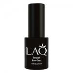 Фото LAQ Easy Gel Base Coat - Покрытие базовое для гель-лака французский маникюр, 10 мл