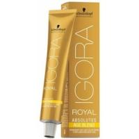 Schwarzkopf Igora Absolutes Age Blend - Краска для седых зрелых волос, 6-580 Темный Русый Золотистый красный, 60 мл<br>