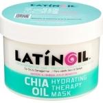 Latinoil Hydrating Therapy Mask - Маска-уход увлажняющая с маслом Чиа, 250 мл