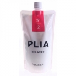 Lebel Plia Relaxer Sp2 - Жидкий крем для химического выпрямления жестких, непослушных волос шаг 2, 400 гр.