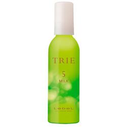 Фото Lebel Trie Milk 5 - Молочко для укладки волос средней фиксации, 140 мл.